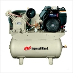 2475F14G Portable Gas Air Compressor - 14HP