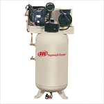 2475N5-V Two Stage Cast Iron Air Compressor - 5 HP - 230V/Single Phase
