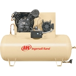2545E10-VP Two Stage Cast Iron Air Compressor - 10 HP - 230V/3-Phase