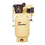 2545K10-V Two Stage Cast Iron Air Compressor - 10 HP - 230V/3-Phase