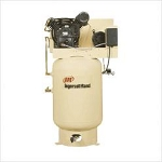 2545K10-VP Two Stage Cast Iron Air Compressor - 10 HP - 230V/3-Phase